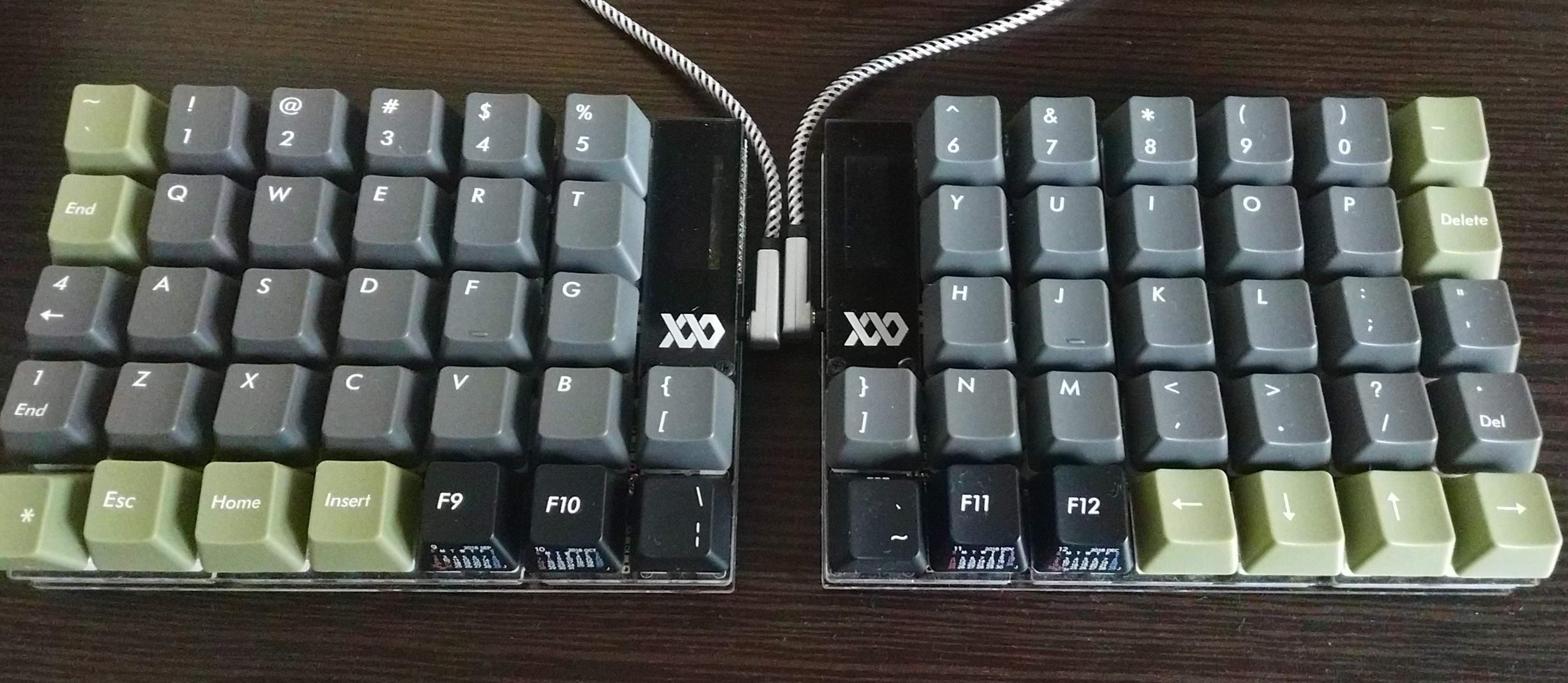 はんだ付け初心者でも作れたHelixキーボードの話 | いちよんこーど